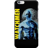 Watchmen - Dr. Manhattan iPhone Case/Skin