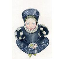 My dear little Lizetta.. Photographic Print