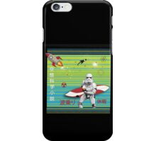 Sci-Fi. Surfing. Summer.  iPhone Case/Skin