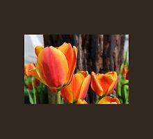 Orange and Yellow Tulips Unisex T-Shirt