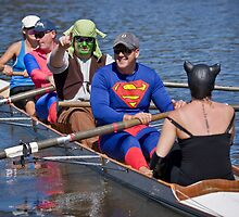 Superheroes of the River ! by Lisa  Kenny