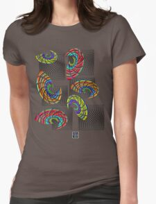 """""""Surface Integrals and Diffeomorphisms""""© Womens Fitted T-Shirt"""