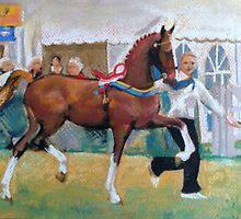 Hackney horse colt by jj1953