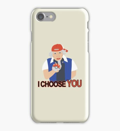 Uncle Ketchum iPhone Case/Skin