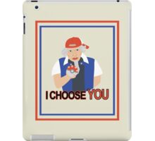 Uncle Ketchum iPad Case/Skin