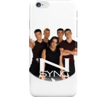 'N SYNC ('90s Edition) iPhone Case/Skin