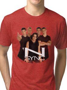 'N SYNC ('90s Edition) Tri-blend T-Shirt