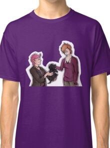Tonks, Remus, Puppy Classic T-Shirt