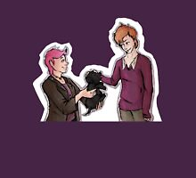 Tonks, Remus, Puppy Unisex T-Shirt