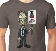 I Heart Brains Unisex T-Shirt