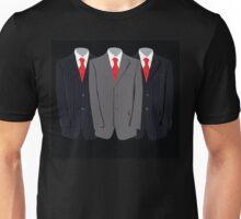 Mens Suits (black) Unisex T-Shirt