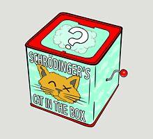 Schrödinger's Cat in the Box T-Shirt