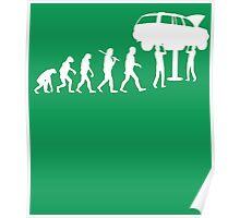 MECHANIC EVOLUTION Poster