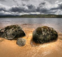 Loch Rannoch by Mark Robson