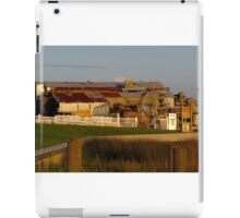 Old Factory Building iPad Case/Skin