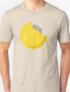"""""""If I could take a mouse to the moon…"""" T-Shirt"""