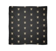 Kitten University - Brown 2 Scarf