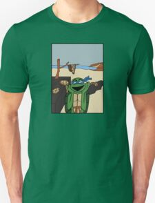 The Persistence of Pizza T-Shirt