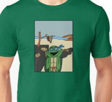 The Persistence of Pizza Unisex T-Shirt