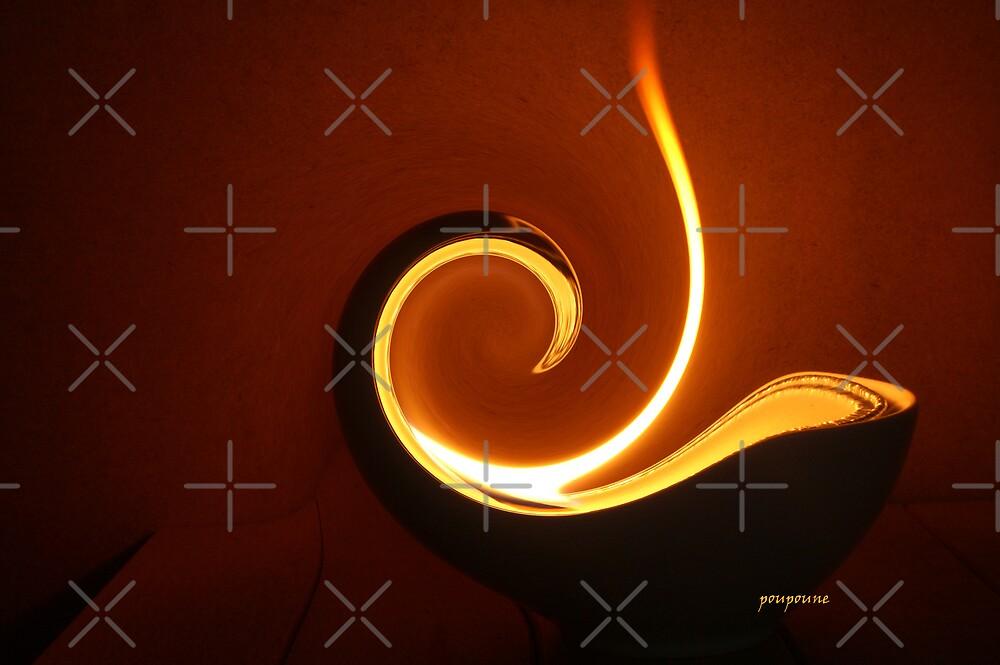 wave of light by poupoune