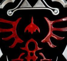 The Dark Hero Sticker