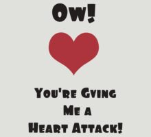 Heart Attack! by alyg1d