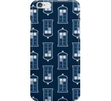 Whovian Print iPhone Case/Skin