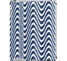 Pretty paper, pretty ribbons of blue iPad Case/Skin