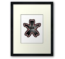 Kenpo iPhone / Samsung Galaxy Case Framed Print