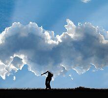 Fra le nuvole by Daniele Lunghini