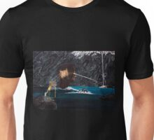 The projection of thought and mind on reality Unisex T-Shirt