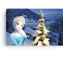 Snow Queen Canvas Print