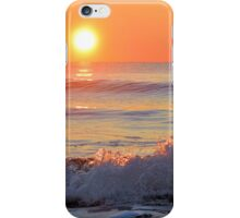 We Danced Like A Wave On The Ocean iPhone Case/Skin