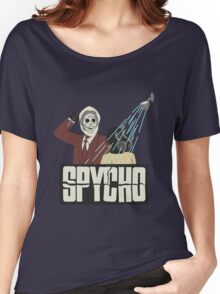 Spycho Women's Relaxed Fit T-Shirt