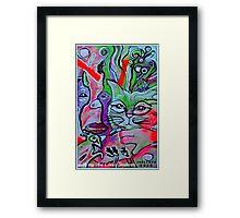 Zach Graff Framed Print