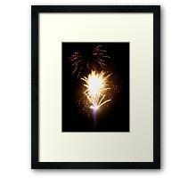 Let's Celebrate! Framed Print