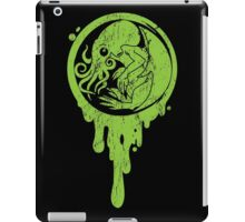 Baby Cthulhu (distressed)  iPad Case/Skin