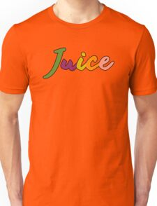 "Chance The Rapper's ""Juice"" Unisex T-Shirt"