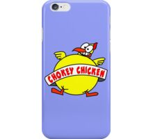 Chokey Chicken Logo iPhone Case/Skin