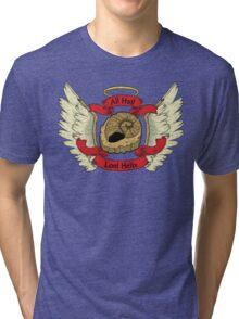 Hail Lord Helix Tri-blend T-Shirt