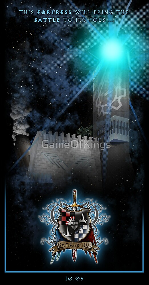 Game of Kings, Wave Eight Preview - the White Queen's Rook by GameOfKings