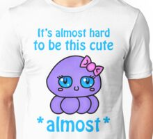 Cute Purple Jellyfish  Unisex T-Shirt