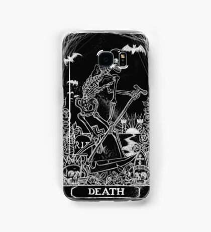 Death Card Samsung Galaxy Case/Skin
