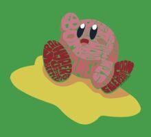 Kirby Bits Baby Tee