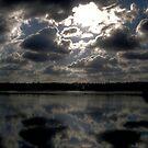 A Break in the Clouds... by GerryMac