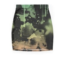 Who Spilled the Paint? Pencil Skirt