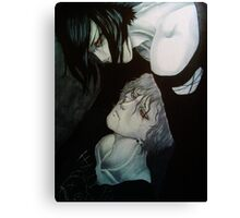 Protector of the damned  Canvas Print