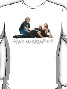 Mac Demarco - F.R.I.E.N.D.S T-Shirt