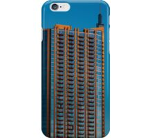 Apartments in Grid iPhone Case/Skin