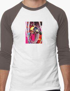 Commercial Diving Kirby Morgan Men's Baseball ¾ T-Shirt